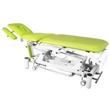 Stół rehabilitacyjny 7 cz. elektryczny (Fotel + Pivot) Master PRO 7E-FP