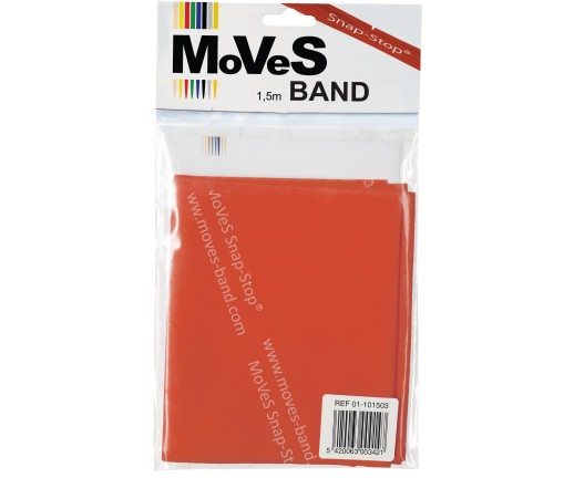 Taśma rehabilitacyjna MoVes-Band 1,5 m