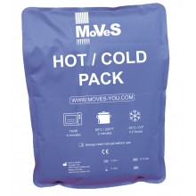 Okład (kompres) żelowy MoVeS Hot/Cold Pack Standard XXL 33 x 47 cm - 07-010206