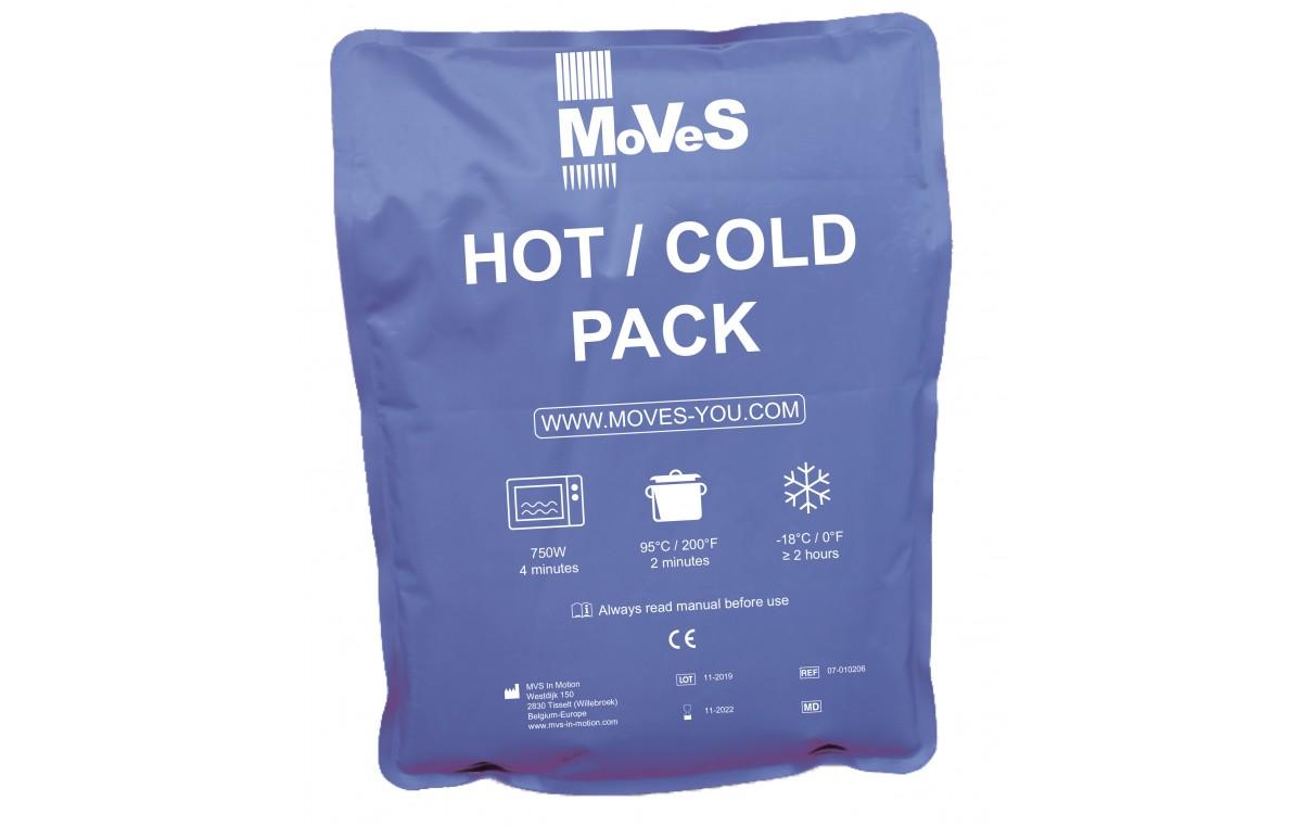 Okład (kompres) żelowy MoVes Hot/Cold Pack Standard 20 x 40 cm 07-010211