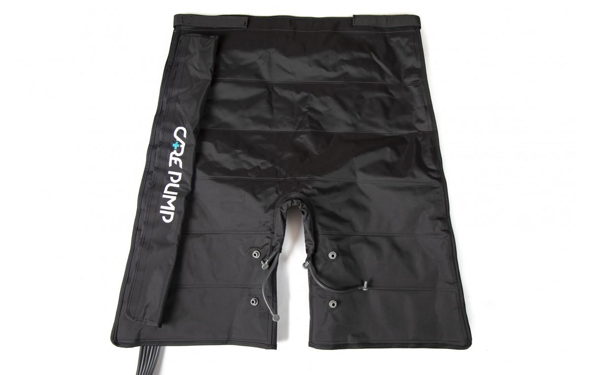 Mankiet - krótkie spodnie, 6-komorowy do aparatów serii CarePump z przewodem powietrznym