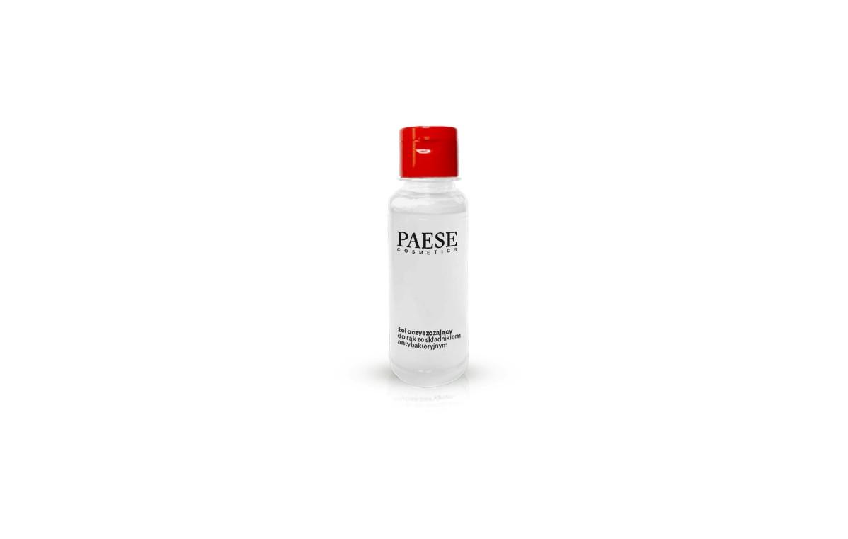 Żel antybakteryjny PAESE 100 ml