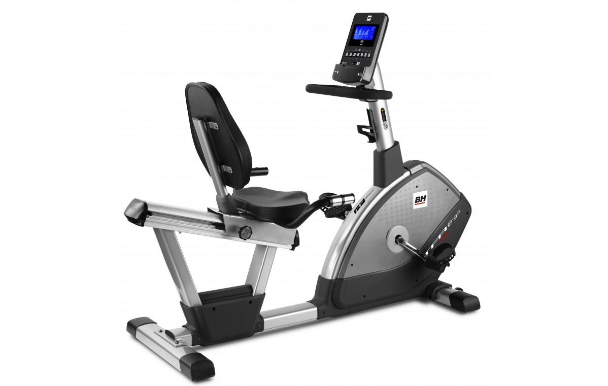 Rower treningowy poziomy TFR Ergo Dual