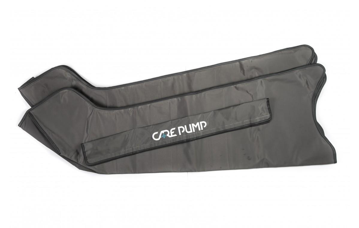 Mankiet na nogę prawą, 4-komorowy do aparatów serii CarePump z przewodem powietrznym