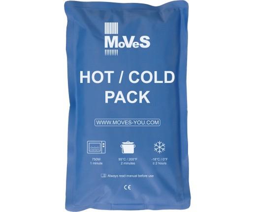 Okład (kompres) żelowy MoVes Hot/Cold Pack Standard (różne rozmiary)