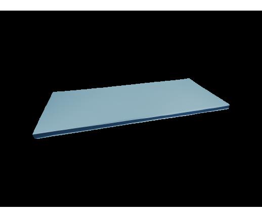 Materac jednoczęściowy 120x60x5 cm