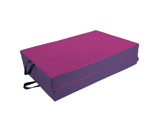 Materac dwuczęściowy 180x60x5 cm