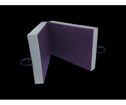 Materac dwuczęściowy 200x100x5 cm