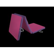 Materac trzyczęściowy 180x60x5 cm - NC143