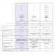 Aparat do terapii falą uderzeniową Rosetta ESWT