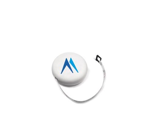 Metr, miara Mectronic Medicale do wyznaczania pola powierzchni zabiegu