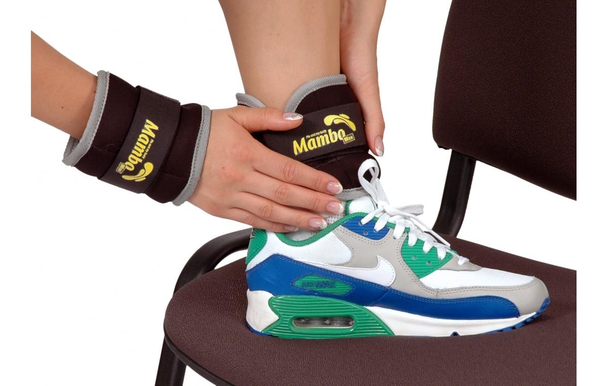 Obciążniki (manżety) na nadgarstki i kostki Mambo Wrist&Ankle MoVes