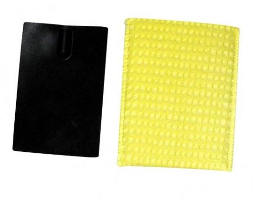 Woreczek (podkład) wiskozowy do elektrod 50x50 mm