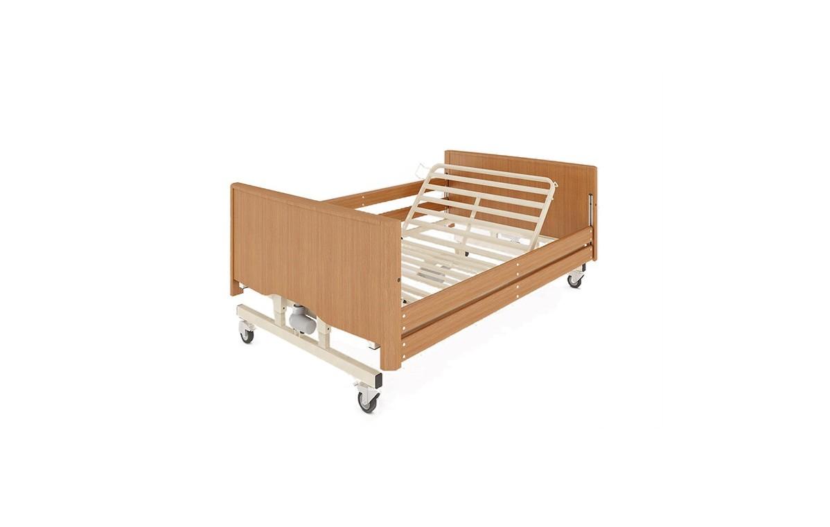 Łóżko rehabilitacyjne BARIATRIC 4P Lux