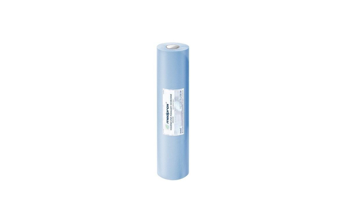 Podkład ochronny Medprox comfort 50cm x 50mb (niebieski)
