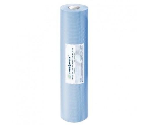 Podkład ochronny Medprox eco 50cm x 50mb (niebieski)