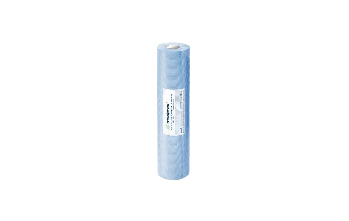 Podkład ochronny Medprox line 50cm x 50mb (niebieski)