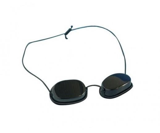 Okulary ochronne do lampy sollux-pacjent