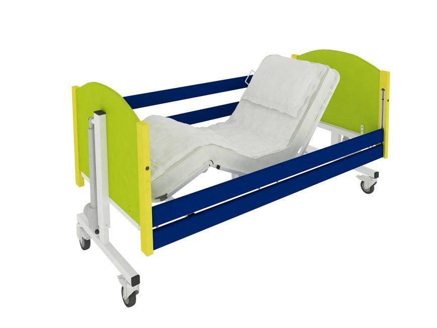 Czym kierować się przy wyborze łóżka do rehabilitacji?