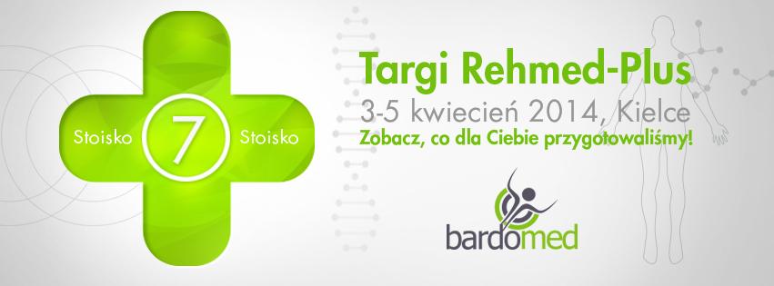 Spotkaj się z nami na Targach Rehmed-Plus!