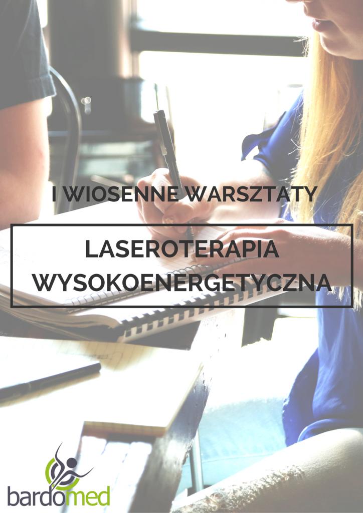 laser wysokoenergetyczny