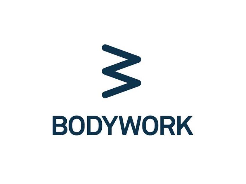 Logo Bodywork. Sklep ze sprzętem rehabilitacyjnym Kraków