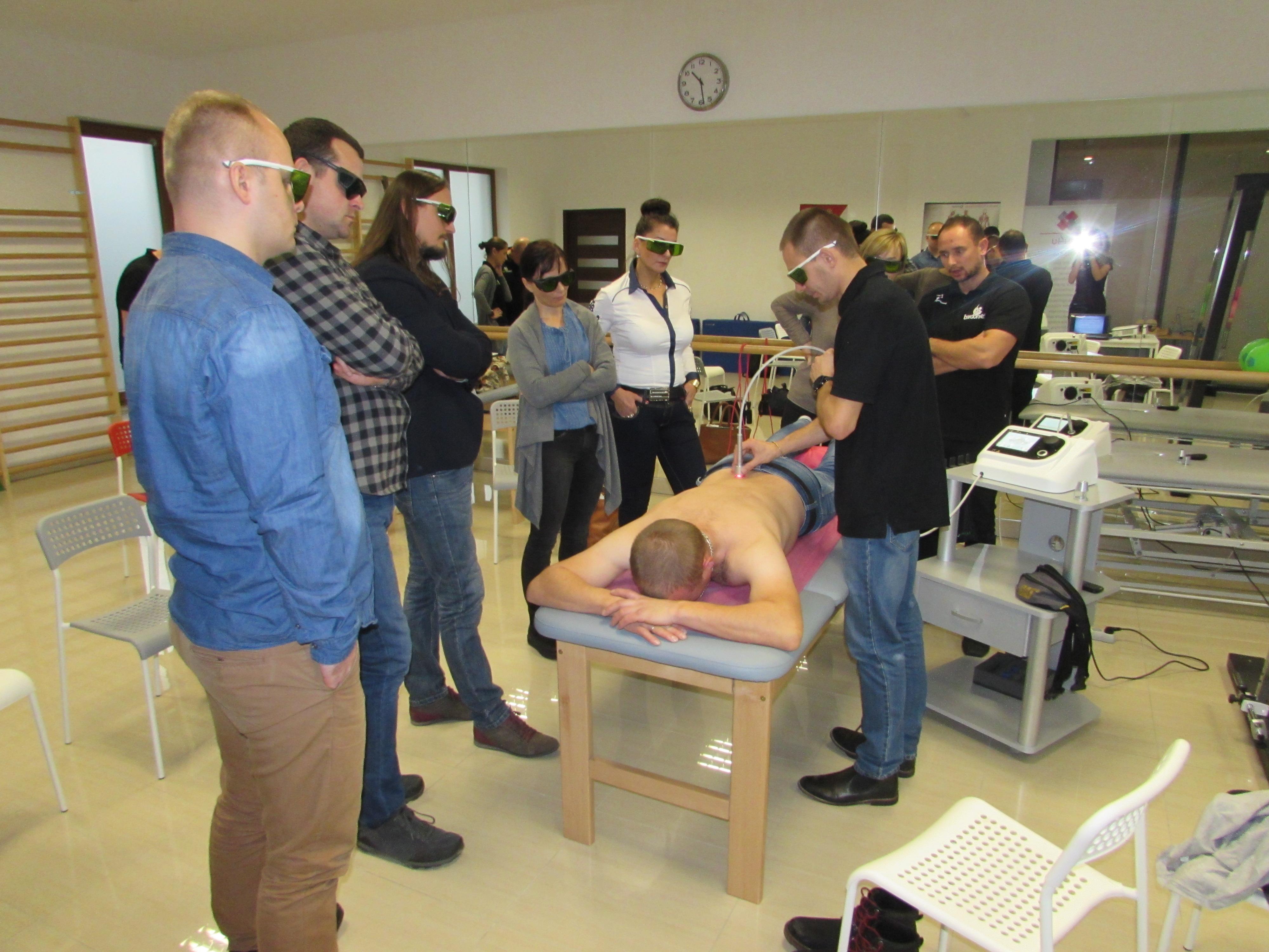Urządzenie rehabilitacyjne, fizjoterapeutyczne BardoMed - prezentacja