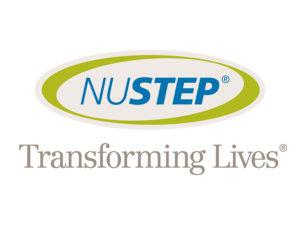 Logo Nustep. Sprzęt do fizykoterapii, rehabilitacji Kraków - BardoMed