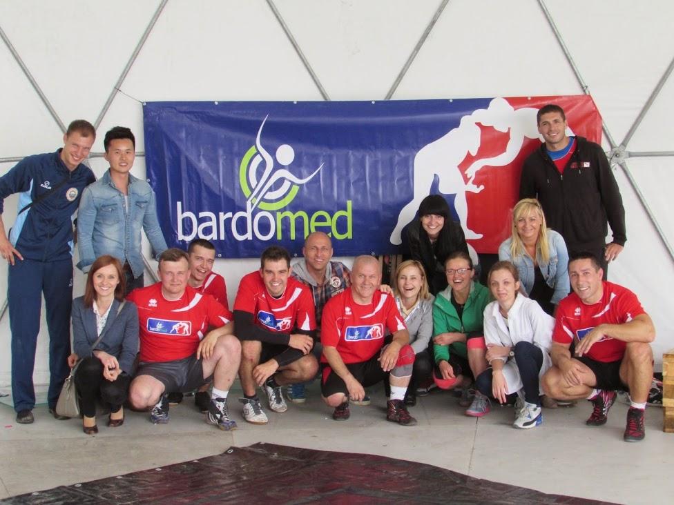 BardoMed Wrestling Team. Sklep BardoMed - sprzęt medyczny, fitness, rehabilitacja
