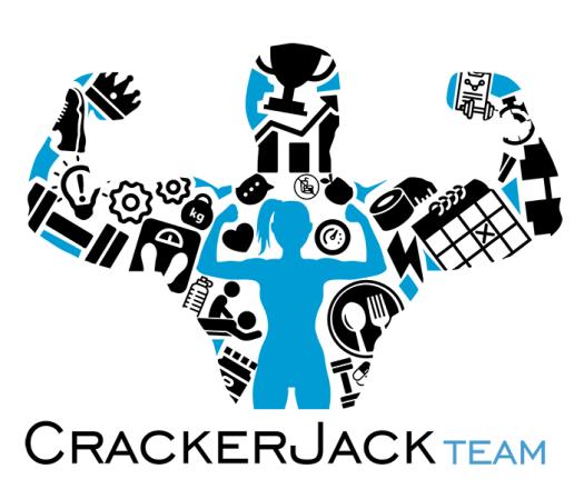 CrackerjackTeam - logo. Sklep BardoMed - sprzęt medyczny, fitness, rehabilitacja