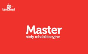 Katalog Master - stoły rehabiltacyjne. Sklep BardoMed