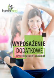 Katalog BardoMed - Fizykoterapia, rehabilitacja