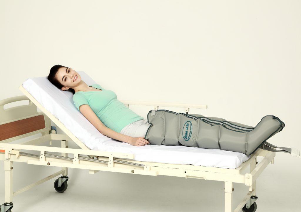 Mankiet - aparat do drenażu limfatycznego