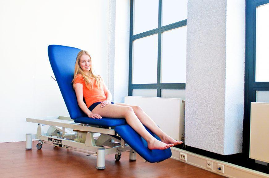 W jaki sposób wybrać stół rehabilitacyjny do swojego gabinetu? 5 przydatnych porad