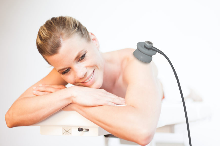 Aparat do ultradźwięków Sonopuls 190S