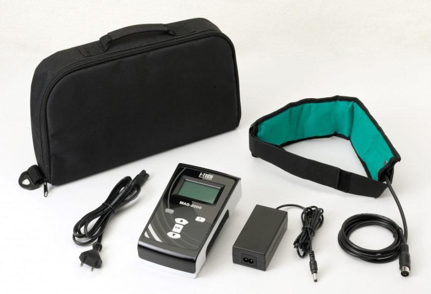 Przenośny aparat do magnetoterapii
