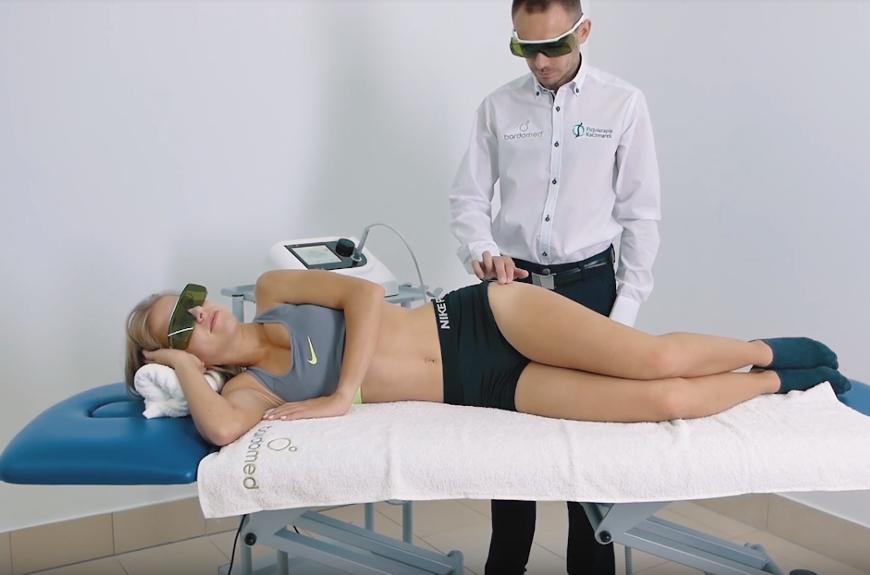 Leczenie stanu zapalnego laserem wysokoenergetycznym