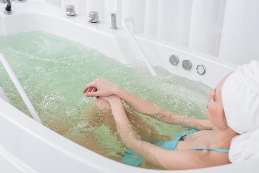 Hydroterapia - wskazania do terapii