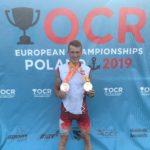 Sebastian Kasprzyk - złoty medalista Mistrzostw Europy w biegach OCR