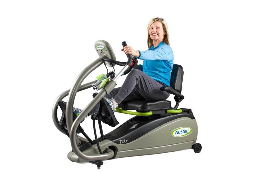 NuStep - sprzęt do rehabilitacji seniorów