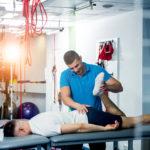 Zespół mięśnia gruszkowatego - rehabilitacja