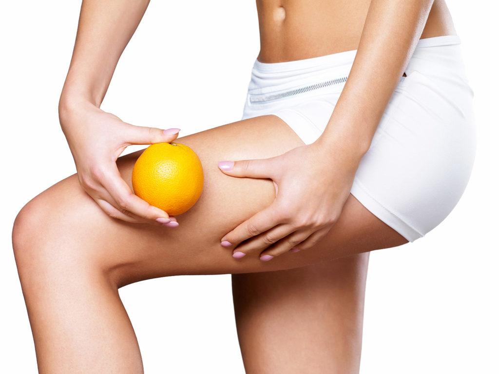 Cellulit może być zwalczany przy użyciu aparatu do fali uderzeniowej