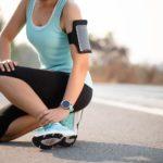 Skręcenie stawu skokowego podczas biegania