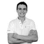 Michał Kaczmarek - fizjoterapeuta manualny, osteopata, pracuje z polską kadrą lekkoatletów i tenisistek