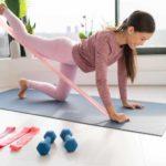 Jak zacząć uprawiać sport - trening w domu