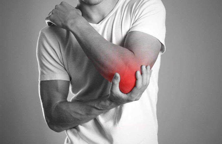 Zapalenie ścięgna - stan zapalny obejmujący łokieć