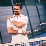 Zespół ciasnoty podbarkowej - częste schorzenie tenisistów