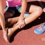 Trzeszczki w stopie - kontuzje u biegaczy