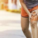 Mięsień czworogłowy uda - ból u sportowca