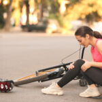 Zapalenie i przerost błony maziowej stawu kolanowego - ból w kolanie po jeździe na rowerze